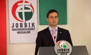 Gyöngyösi Márton, Jobbik