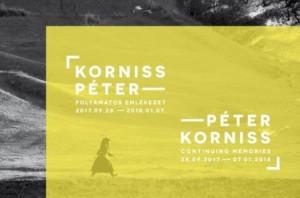 Korniss Péter Folyamatos emlékezete