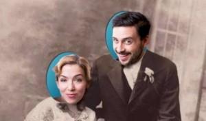 Kovács Patrícia és Szabó Kimmel Tamás