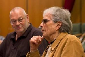 Görgey Gábor és Frigyesi András