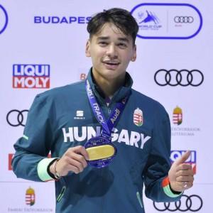 Liu Shaolin Sándor aranyérme