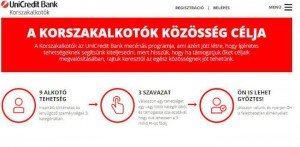 UniCredit Korszakalkotók
