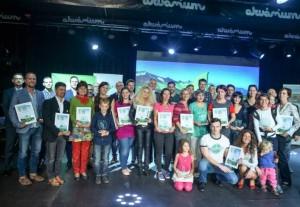 Ozone Tv Zöld-díjazottak