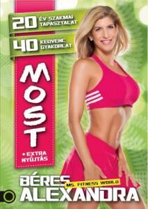 Béres Alexandra Most DVD-n