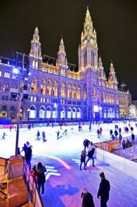 Jégálom Bécsben