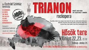 Trianon a Hősök terén