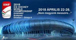 Jégkorong VB 2018. április