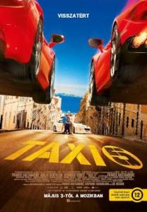 Taxi 5 visszatért