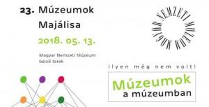 23. Múzeumok Majálisa