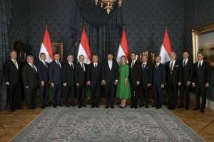 A 4. Orbán-kormány a Sándor-palotában