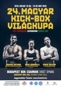 Kick-box vk Budapest