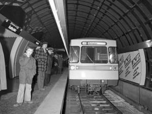 Metro U1 Silberpfeil