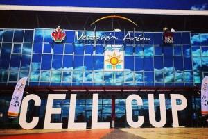 Cell-Cup 2018. Veszprém Aréna