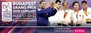 Judo GP 2018. Budapest