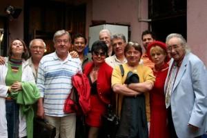 Szenes Iván csoportkép