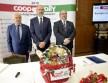 A XIII. Coop Rallye házigazdák magyar termék kosara