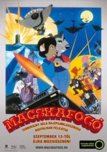 Macskafogó plakát