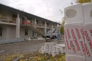 Bátor Tábor épület