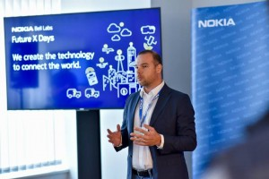 Mihálka Gergely, Nokia