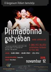 Primadonna gatyában plakát