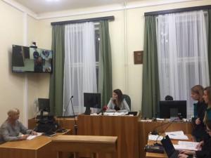 Zoltán fővárosi tárgyalása