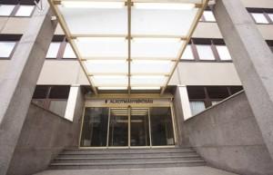 Az Alkotmánybíróság épülete