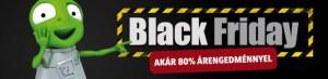 Black Friday akció