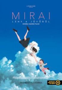 Mirai plakátkép