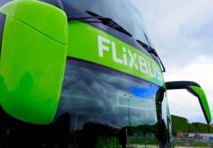FlixBus előlről