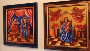 Molnár János festményei