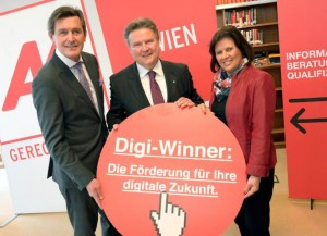 Digi-Winner Christian Jobst felvételén