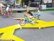 Biciklis játszótér prototípus