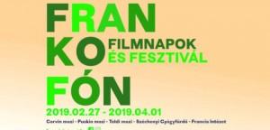 Frankofón Filmnapok és Fesztivál 2019