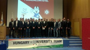 Magyar egyetemi-főiskolai jégkorong-csapat, Krasznojarszk 2019