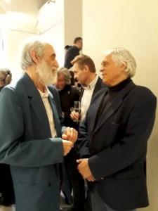 Mihály Gábor Zétával Katona Lucia felvételén