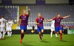 Megyeri úti Vasas-öröm a Vasas FC felvételén