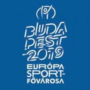 Budapest 2019 Európa Sportfővárosa
