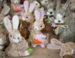 Húsvéti Nyulak a Schonbrunni Kastély előtt