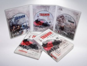Trianon könyv, DVD és CD