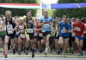 Európa-napi futóverseny