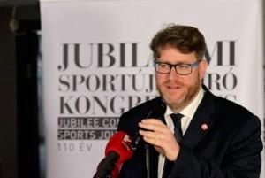Jubileumi sportújságíró kongresszus