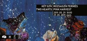 Két szív - Rózsaszín termés