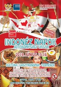 Indonéz Napok 2019