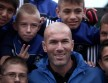 Zinedine Zidane, a kupa nemzetközi nagykövete
