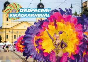 Debreceni Virágkarnevál 2018