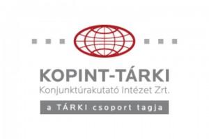 Kopint-Tárki logó