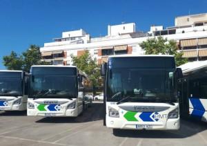 IVECO BUS Palma de Mallorcán