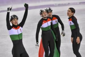 Olimpiai bajnokok
