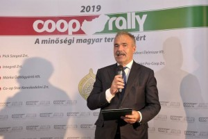Dr. Nagy István agrárminiszter beszéde