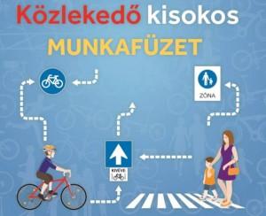 Közlekedő kisokos munkafüzet